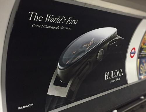 Bulova Advertising Campaign