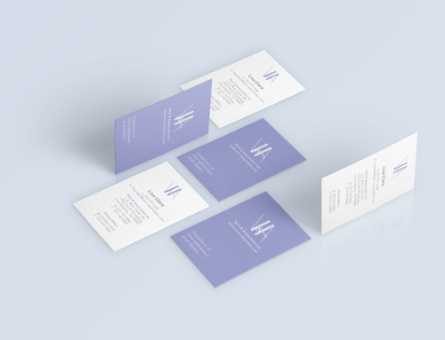 Vest & Associates Business Cards